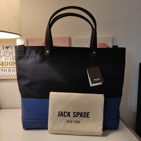 bcd184000 Jack Spade Bags   Last One Dipped Coal Industrial Canvas   Poshmark